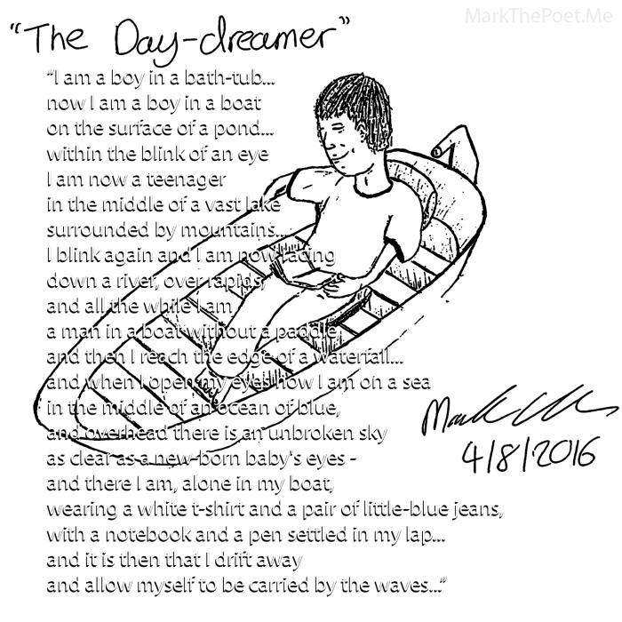 MyPoem-The Day-Dreamer